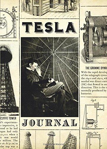 9780785832256: Tesla Journal: Remembering Nikola Tesla