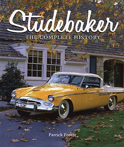 9780785832614: Studebaker: The Complete History