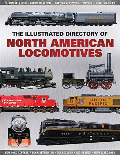 9780785832706: Illustrated Directory of North American Locomotives