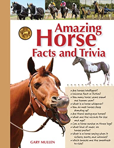 9780785833390: Amazing Horse Facts and Trivia