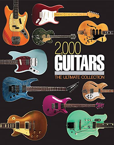 9780785833543: 2,000 Guitars
