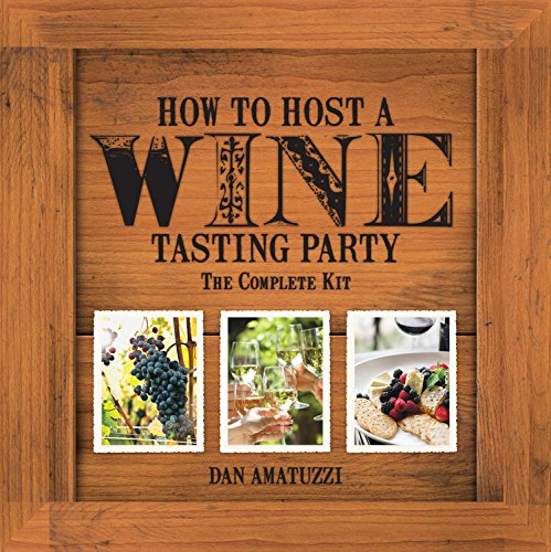 9780785833574: How to Host a Wine Tasting Party: The Complete Kit
