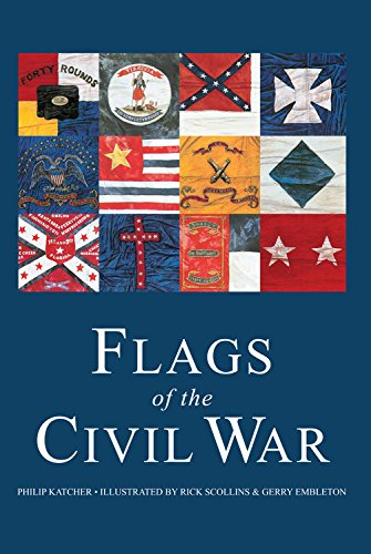 9780785833840: Flags of the Civil War