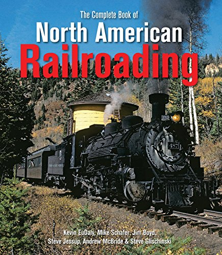 9780785833895: The Complete Book of North American Railroading