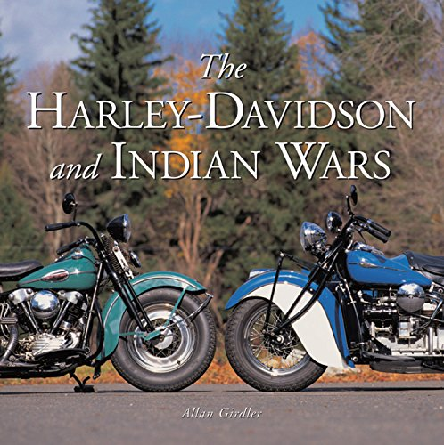 9780785834182: The Harley-Davidson and Indian Wars