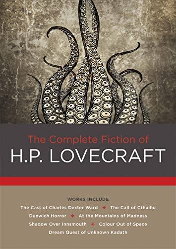 9780785834205: The Complete Fiction of H. P. Lovecraft (Chartwell Classics)