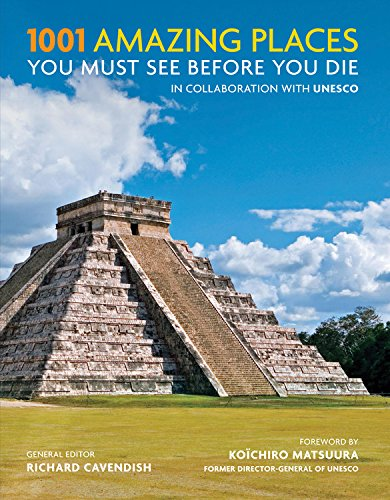 9780785835141: 1001 Amazing Places You Must See Before You Die