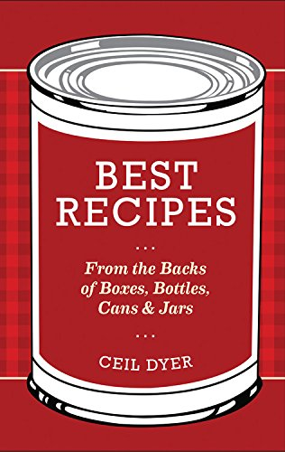 9780785835233: Best Recipes From the Backs of Boxes, Bottles, Cans, and Jars