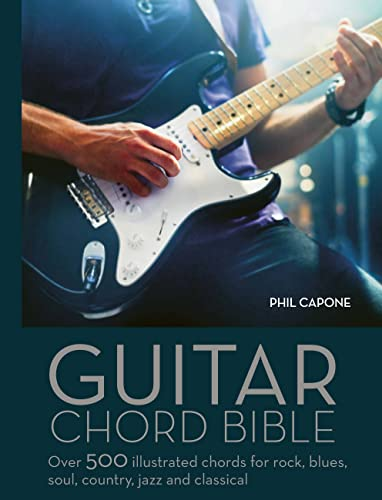 9780785836308: Guitar Chord Handbook: Over 500 illustrated chords for Rock, Blues, Soul, Country, Jazz, & Classical