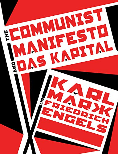 9780785837022: The Communist Manifesto and Das Kapital (Knickerbocker Classics)