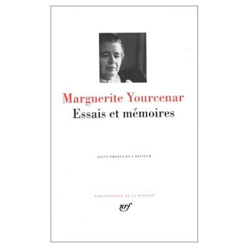 9780785904496: Essais et Memoires (Bibliotheque de la Pleiade)