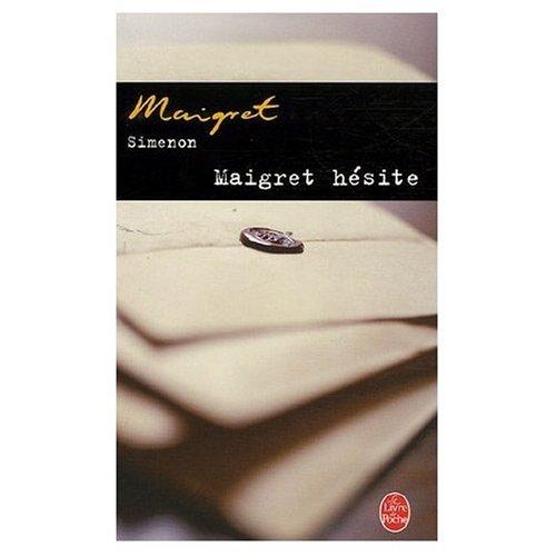 9780785904762: Maigret Hesite
