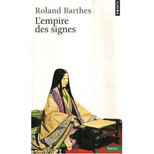 9780785906612: L'Empire des Signes