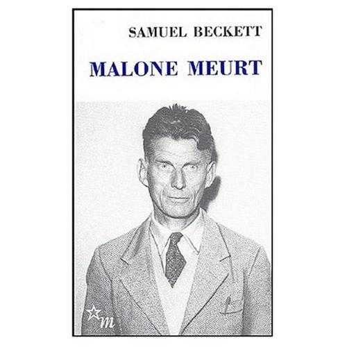 9780785909224: Malone Meurt