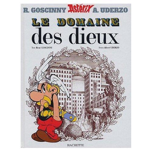 Le Domaine Des Dieux: Goscinny, Rene