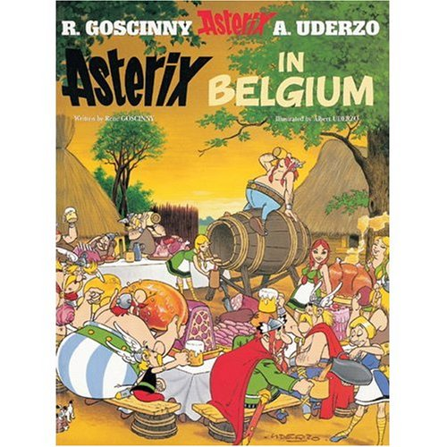 9780785910442: Asterix in Belgium