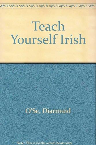 9780785910602: Teach Yourself Irish