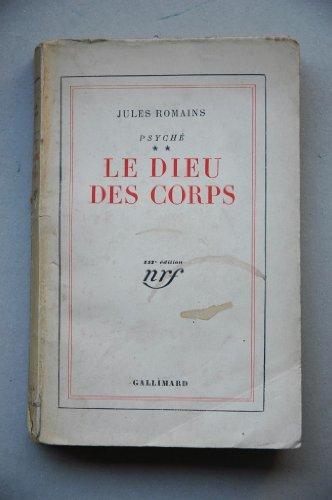 9780785913061: Le dieu des corps : psych� / Jules Romains