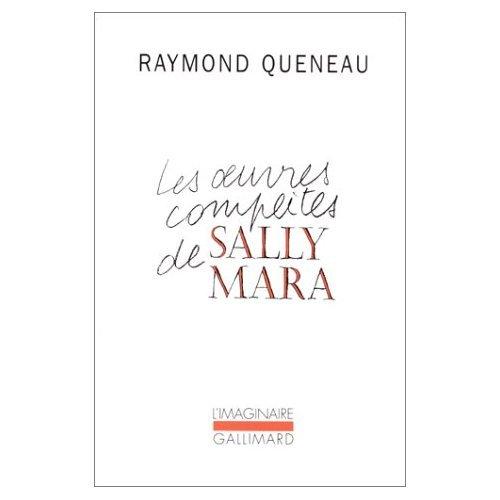 9780785913412: Les oeuvres completes de sally mara