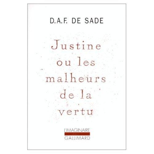 9780785913672: Justine ou les Malheurs de la Vertu