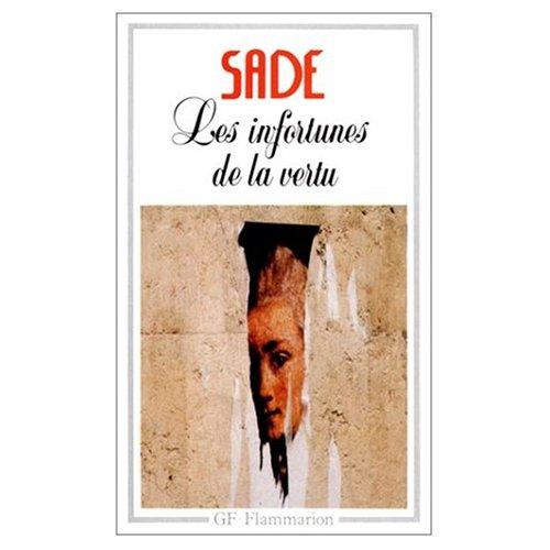 9780785914242: Les infortunes de la vertu (French Edition)