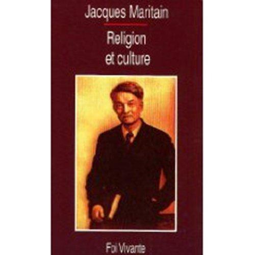 9780785914471: Religion et Culture