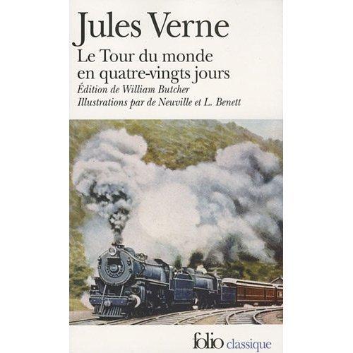 9780785914839: LeTour du Monde en 80 Jours