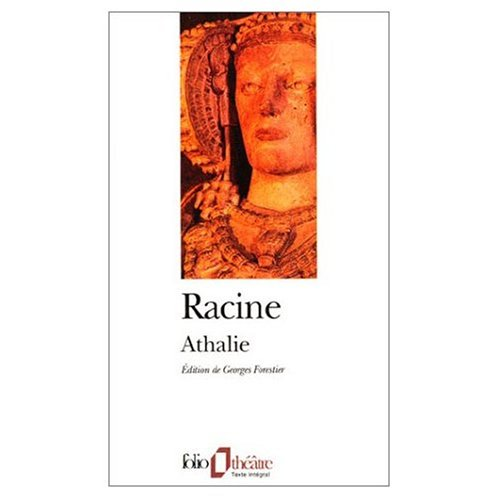 9780785915874: Athalie (in French) (French Edition)