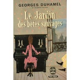 9780785917106: Le\Jardin des Betes Sauvages