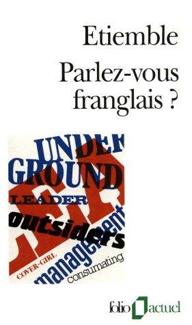 9780785922513: ParlezVous Franglais