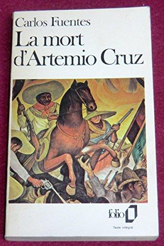 9780785923787: La mort d'artemio cruz