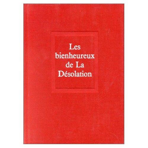 9780785926801: Les\Bienheureux de la Desolation