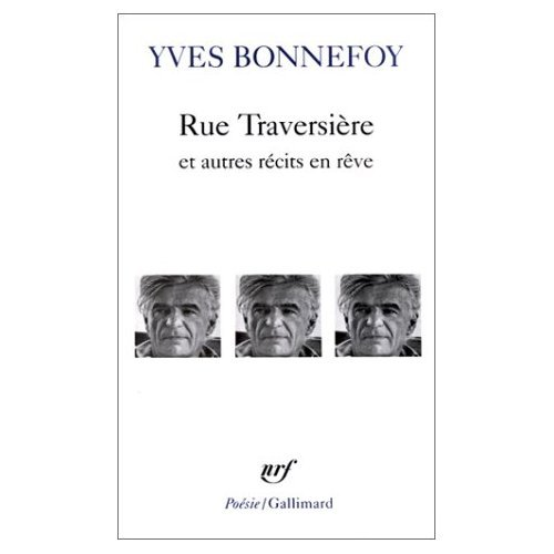 9780785928294: Rue Traversiere / et Autres Recits sur Reve