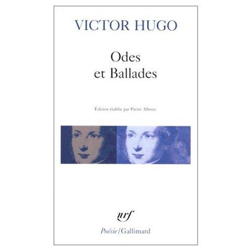 9780785928881: Odes et Ballades