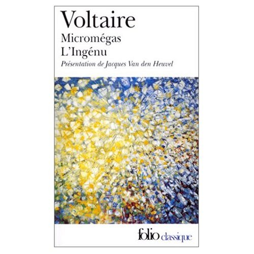 Micromegas / L'Ingenu (French Edition): Voltaire