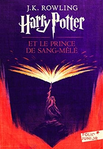 Harry Potter et le Sang Mele (French edition of Harry Potter and the Half-Blood Prince (0785933190) by J.K. Rowling