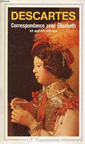 9780785934004: Correspondance avec Elisabeth / et Autres Lettres