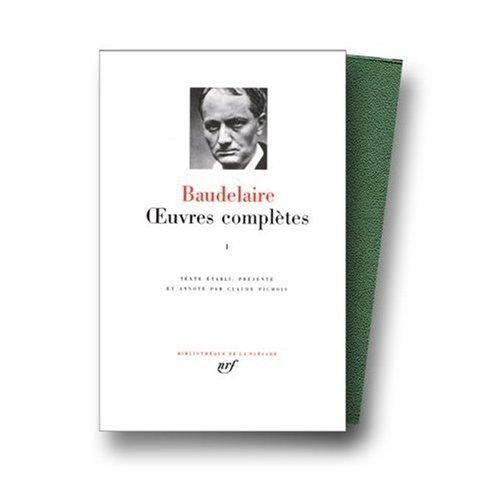 9780785938309: Oeuvres Completes  Vol. 1 (Bibliotheque de la Pleiade)