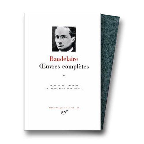 9780785938316: Oeuvres Completes (Bibliotheque de la Pleiade) Vol. 2