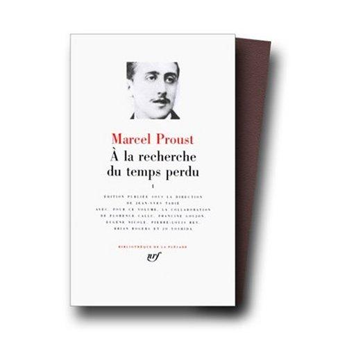 9780785938798: A la Recherche du Temps Perdu - 4 volumes (Bibliotheque de la Pleiade (French Edition)