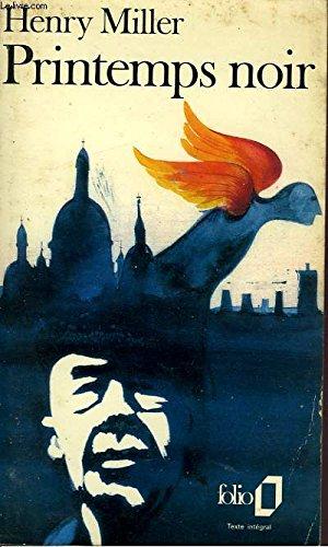 Printemps noir [Paperback] [Sep 04, 1975] MILLER: Henry Miller