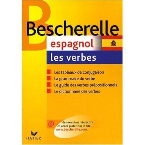 9780785945819: Bescherelle Les Verbes Espagnols (Spanish Edition)