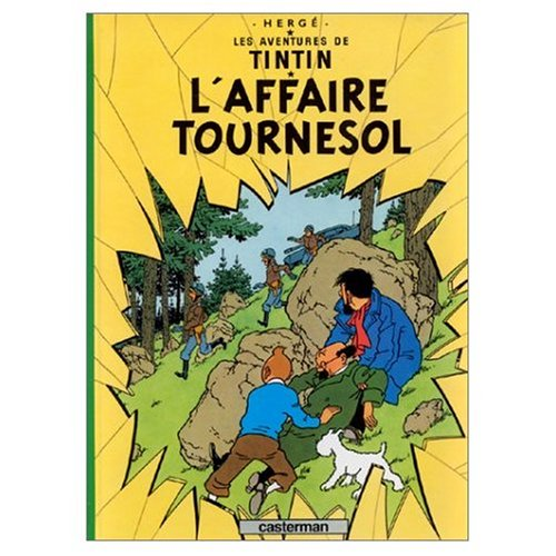 9780785946922: Les Aventures de Tintin: L'Affaire Tournesol (FRench edition of The Calculus Affair)