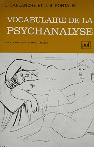 9780785947417: Vocabulary of Psychoanalysis (Vocabulaire de la Psychanalyse)