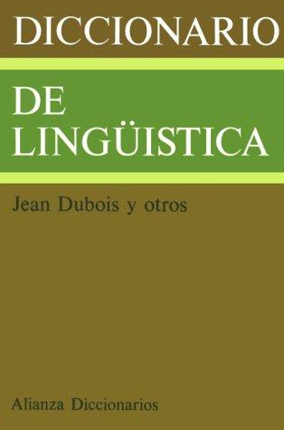9780785949510: Diccionario de Linguistica (Spanish Edition)