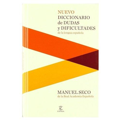 9780785950134: Nuevo Diccionario de Dudas y Dificultades de la Lengua Espanola (Spanish Edition)