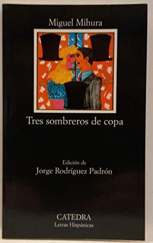 9780785951353: Tres Sombreros de Copa