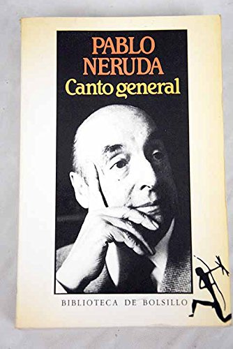 9780785951865: CANTO GENERAL I