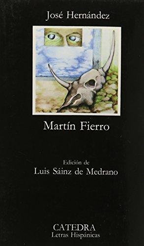 9780785951926: Martin Fierro (in Spanish)