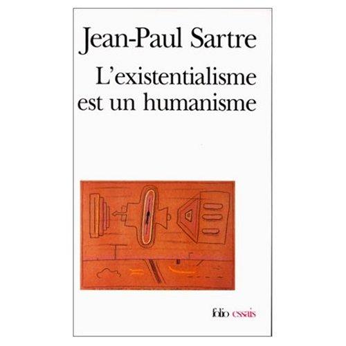 L' Existentialisme est un Humanisme.: SARTRE Jean-Paul